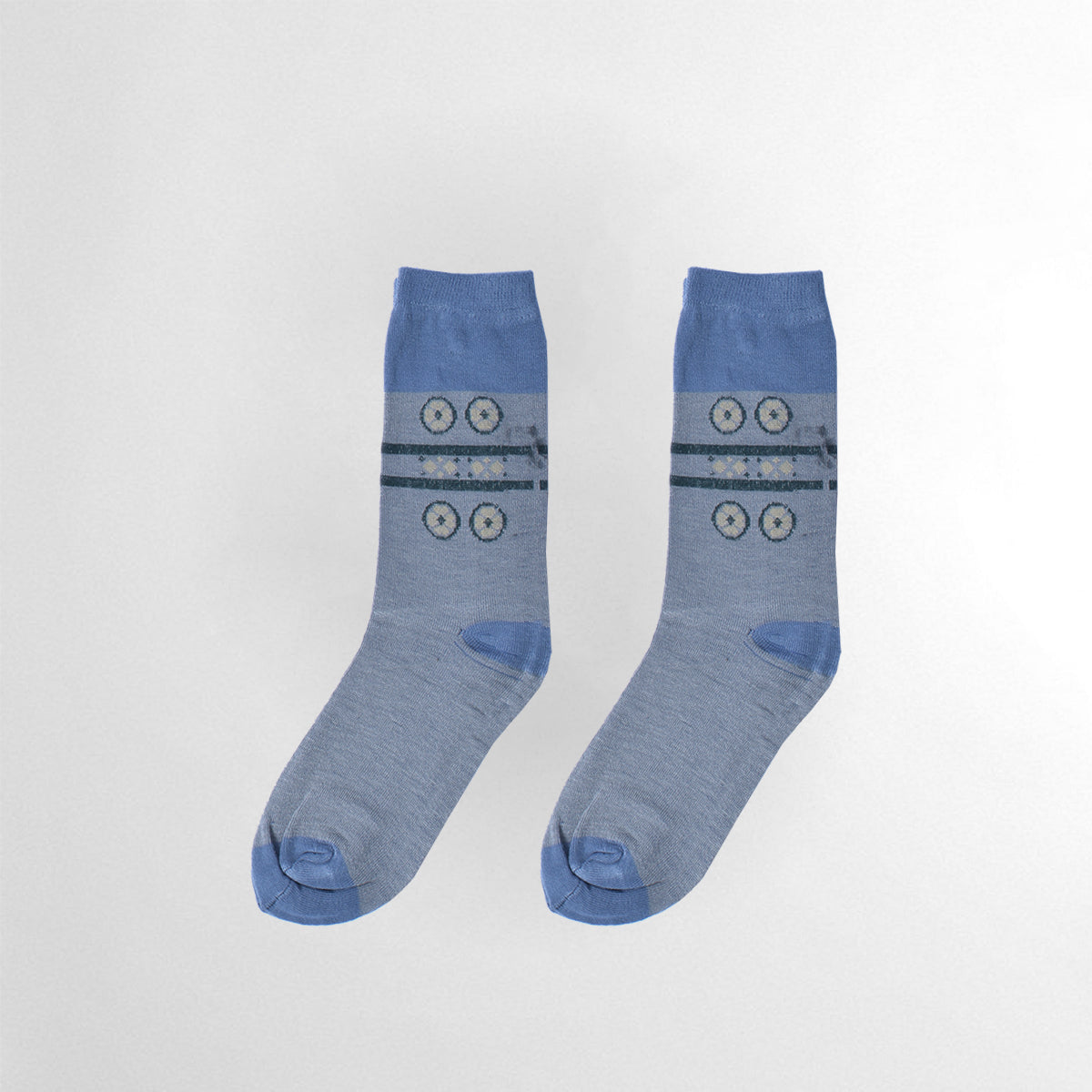 Casual Socks For Men-Assorted-NA7161