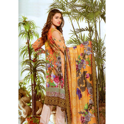 Fateh Collection Circle Digital Original Lawn-NA5176