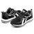 Classic Stylish Sports Lace Up Shoes For Men-Black & White-NA10835