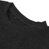 Crew Neck T Shirt For Kids-Printed -Dark Gray-BA00060