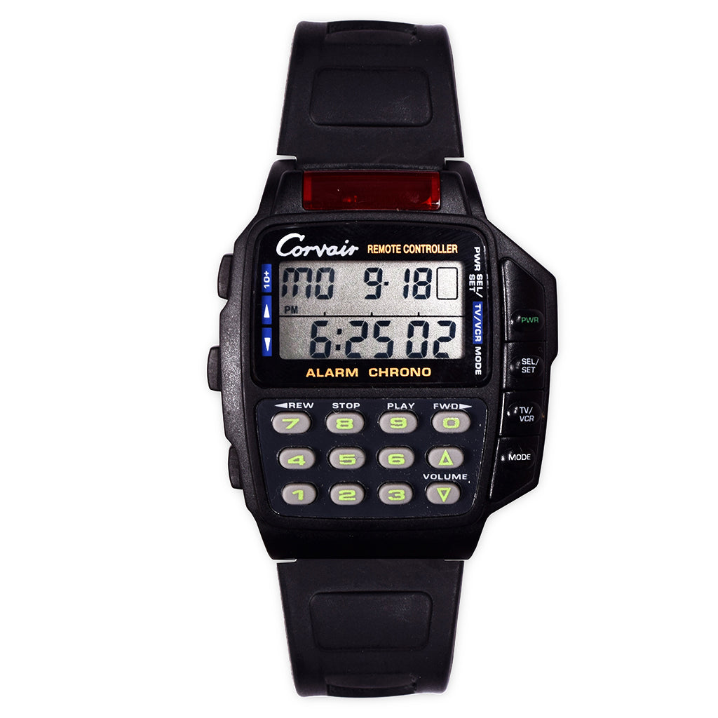 Corvair Digital & T.V Remote Watch-CAIR01