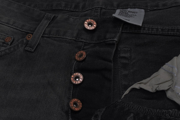 "Men's ""& Denim"" Slim Fit Strech Denim Rosy Gray Faded -ND50"