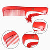 Plastic Comb-Red-NA5050
