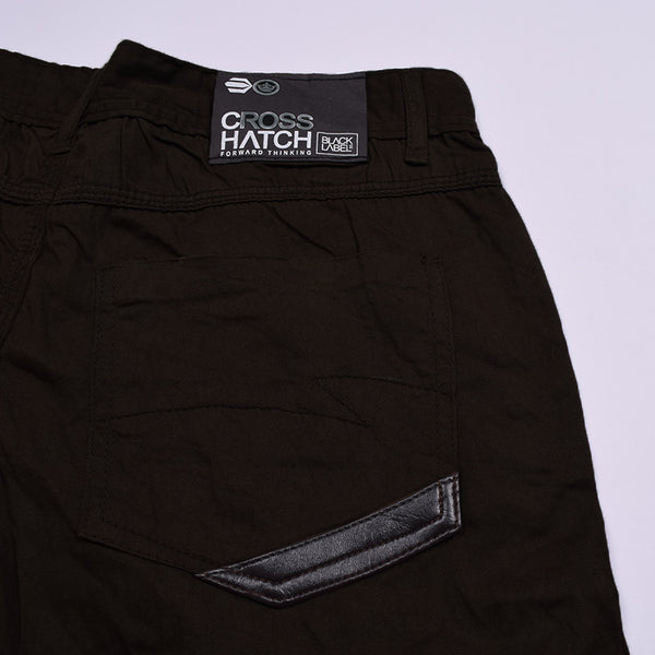 "Men's ""Cross Hatch"" Stylish Chino Cotton Denim-CCD10"