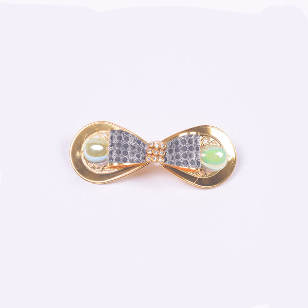 "Ladie's ""Hair Clip Light Gray""- BE348"