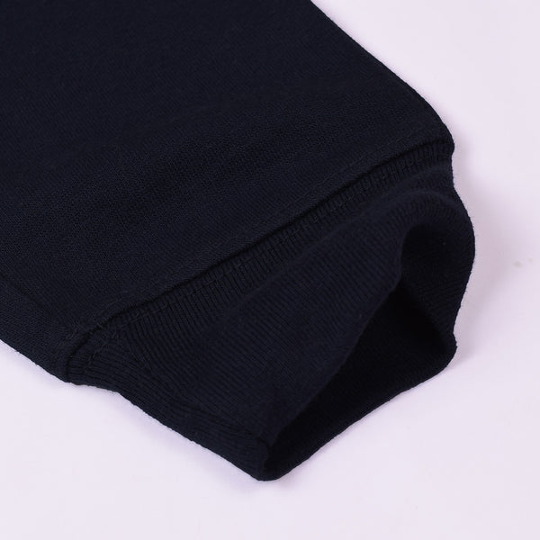 Next Fleece Close Bottom Trouser For Kids Cut Label-Dark Navy-BB20