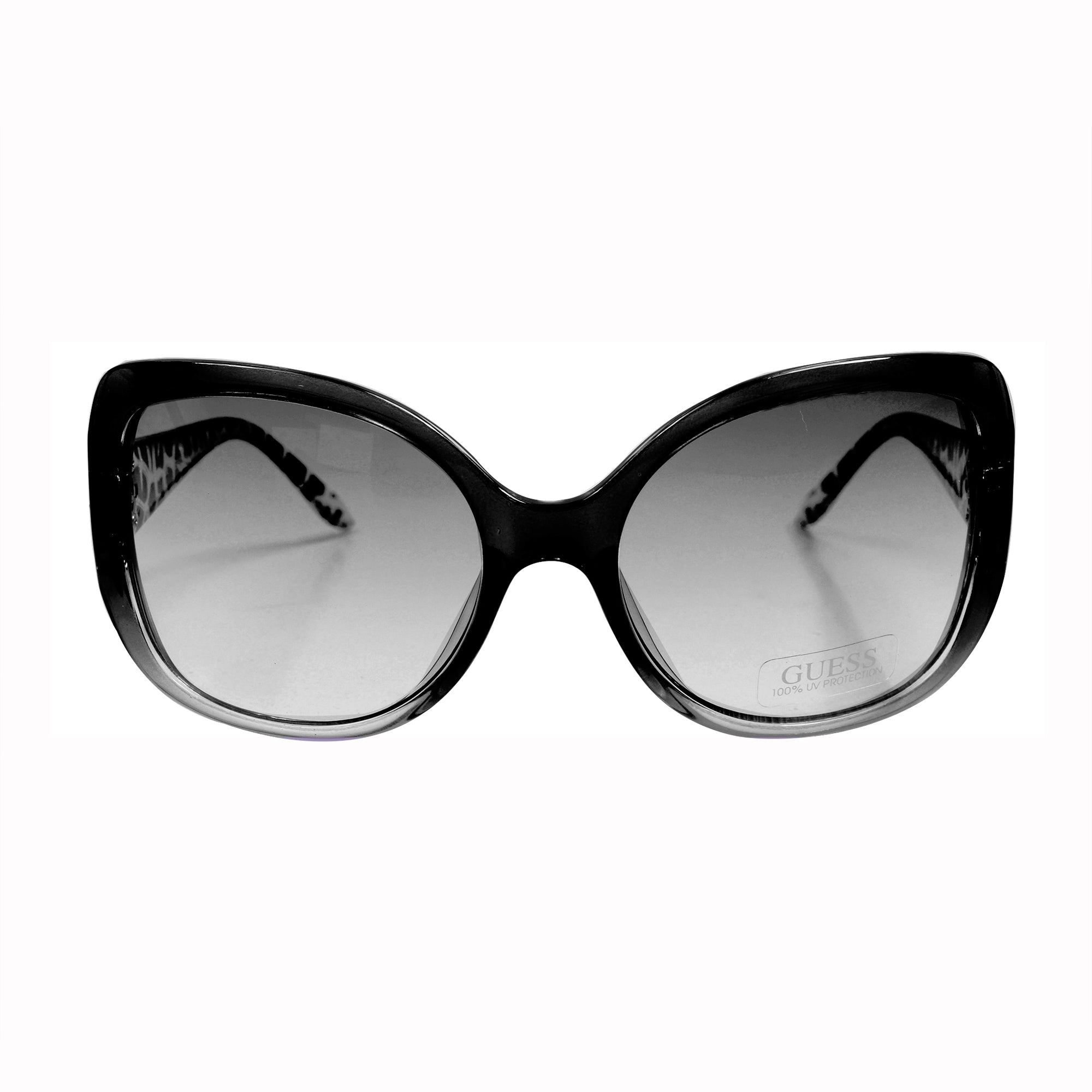 Guess  Black Sunglasses For Women-SK0137