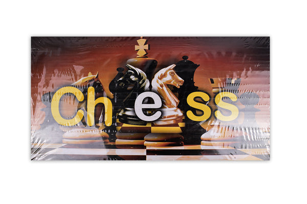 Playing Chess- TA005