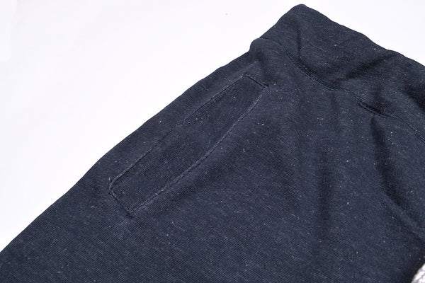 "Men's ""Tom Tailor"" Dark Navy Regular Fit Stretch Fleece Trouser-TTT55"