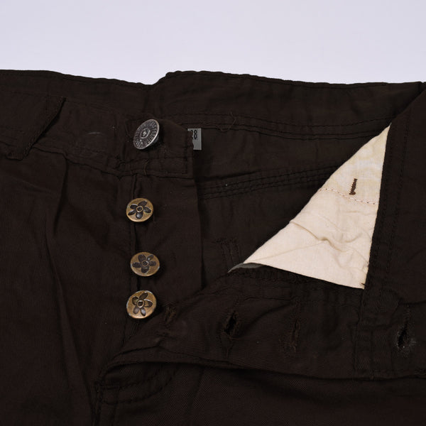 "Men's ""Cross Hatch"" Stylish Chino Cotton Denim-CCD9"