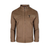 "Men's ""Fasite"" Fashion Stylish Cotton Jacket-Light Brown-MLJ04"
