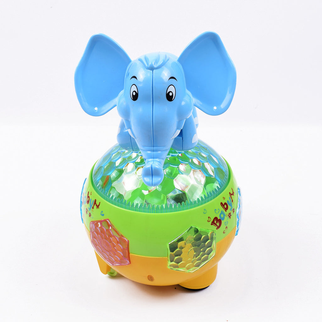 Elephant Mischievous Rotation- TA008
