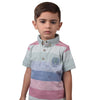Next Single Jersey Polo Shirt For Kids-Multi Stripe-BA000143