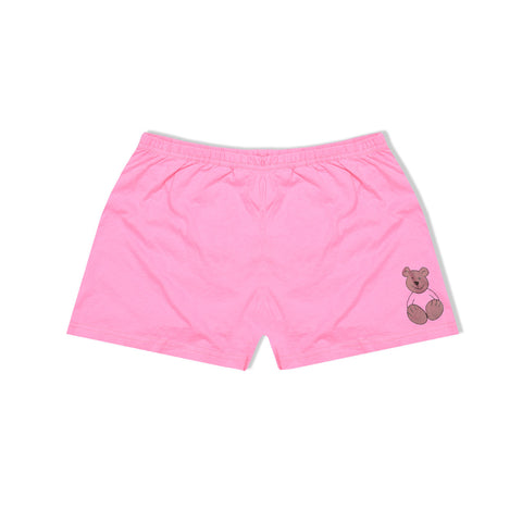 Stylish Short For Ladies -Light Pink-BE980