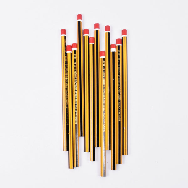 Pack Of 12 Lead Pencils- TA001