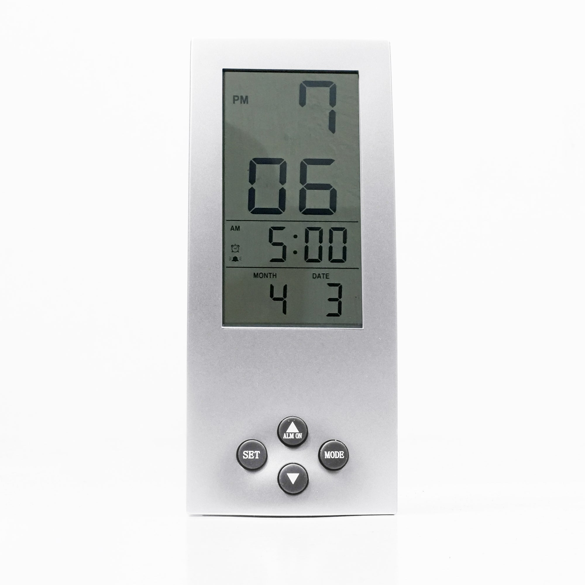 brandsego - Reflects Desktop Alarm Clock-NA8375