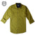 Bushirt Patloon Ghingam Yellow Casual Shirt For Men-BP002
