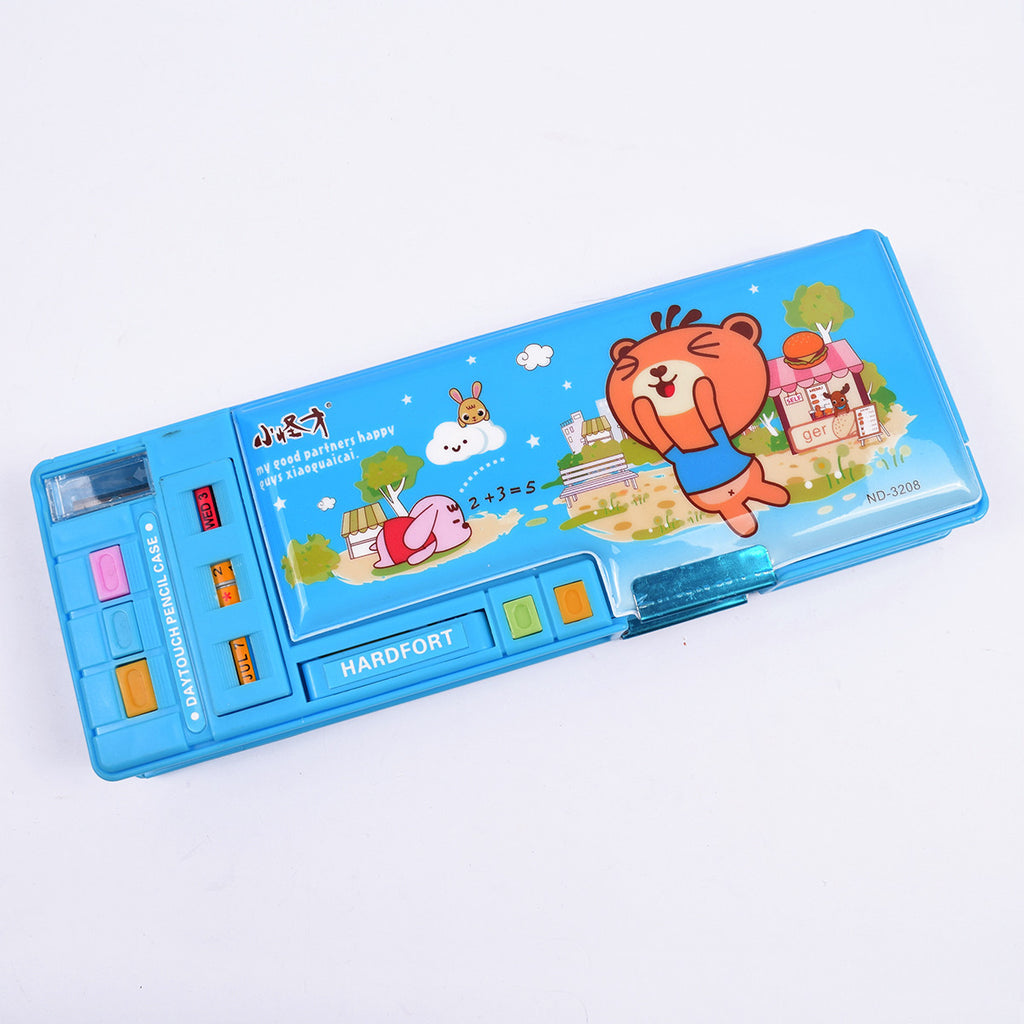 Exclusive Multi Button Function Geometry Box- TA023