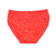 "Ladies "" Zara Essentials "" Stylish Underwear - Red- ZUW01"