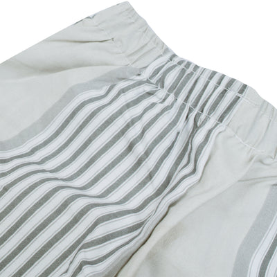 brandsego - Next Straight Fit Cotton Trouser For Kids-Striped-BE8769