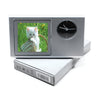 Desktop Clock With Photo Frame-SK0063