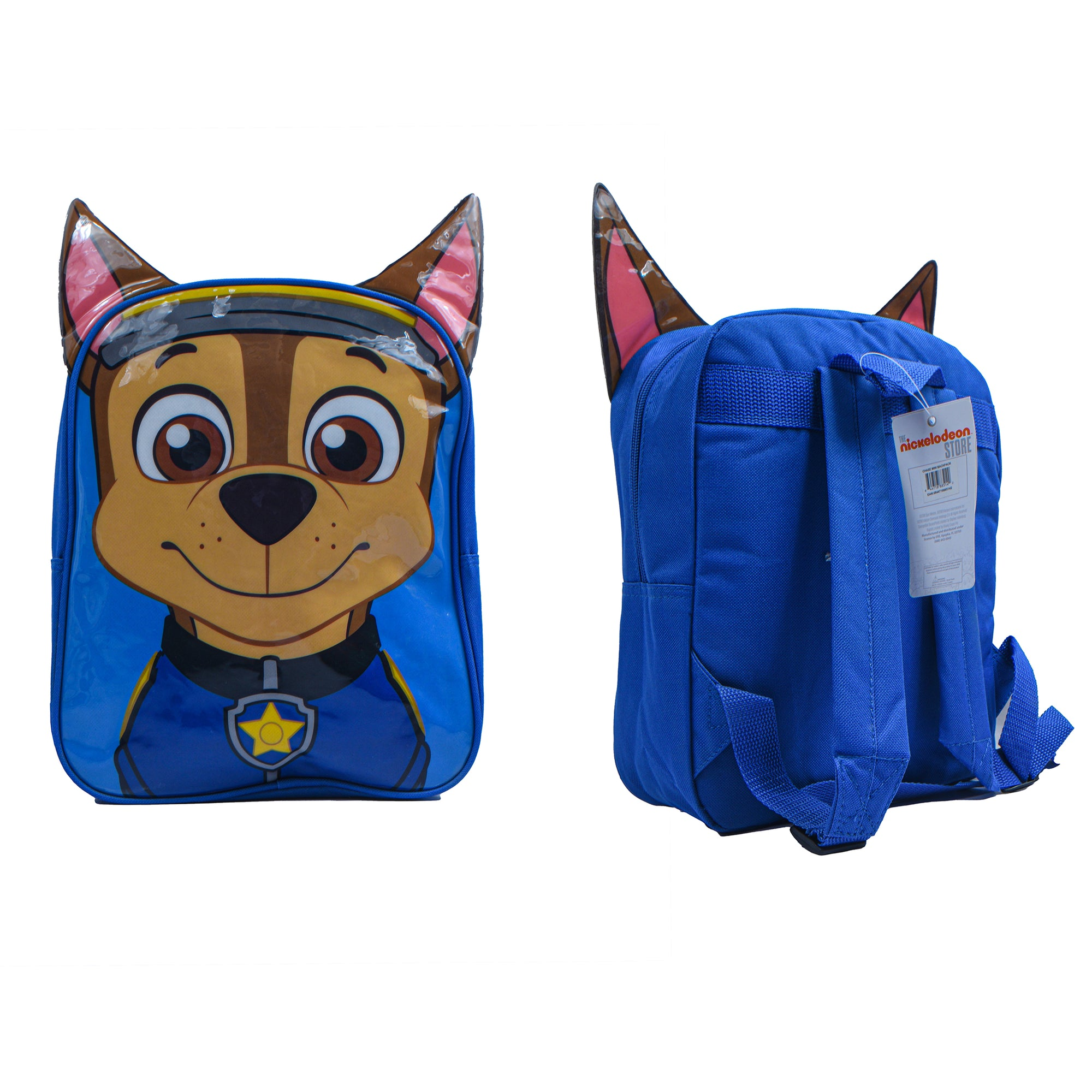 Nickelodeon Stylish School Bag For Kids-Paw Petrol-NA12265