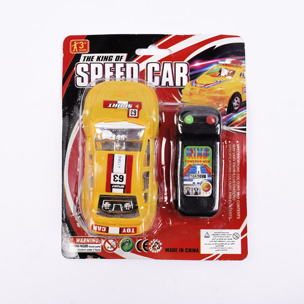 The King Of Speed Remote Control Car - TA032