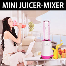 Mini Juicer & Mixer-MJM01
