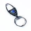 Engraved Co-ordinates Keyring-NA5960