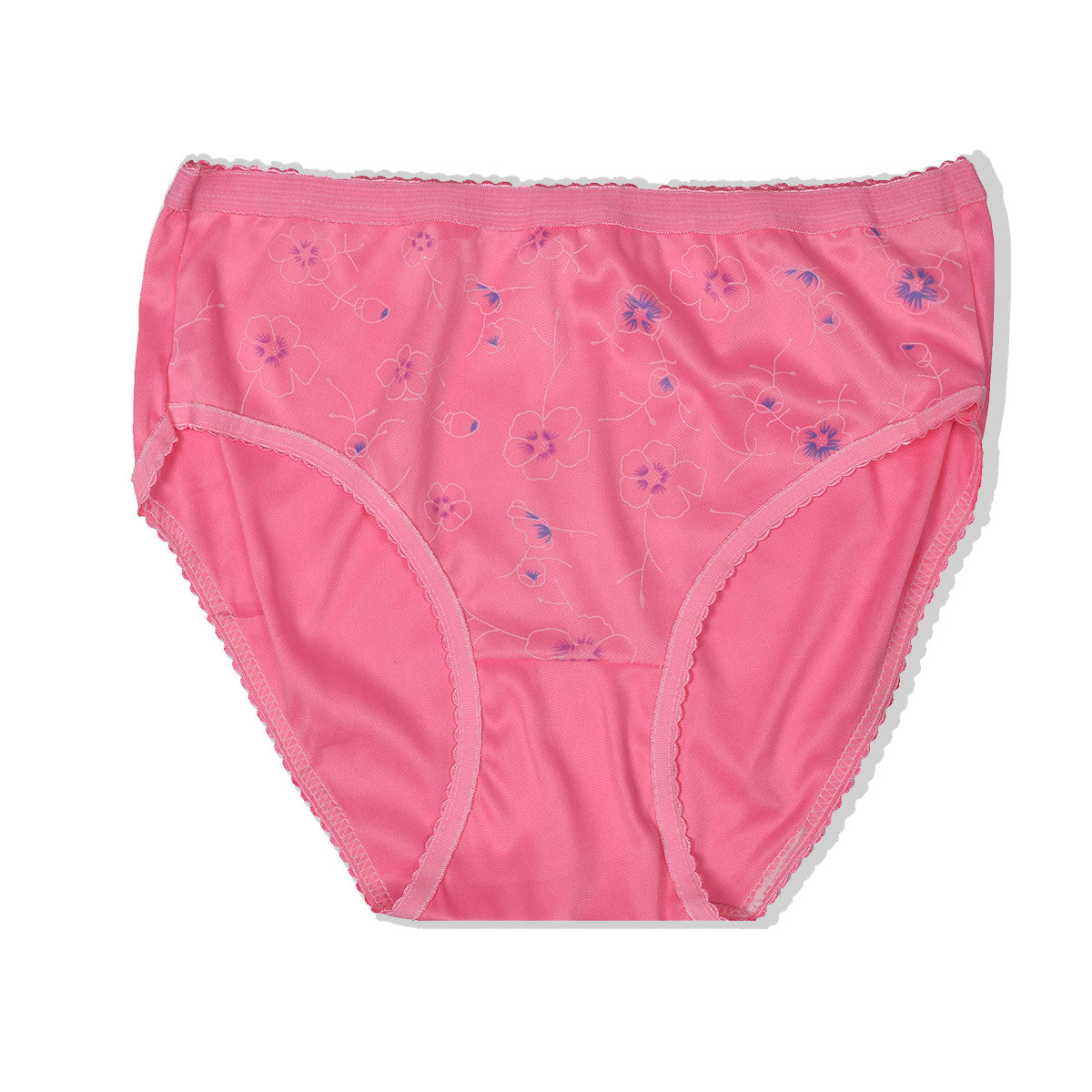 "Ladies "" Zara Essentials "" Stylish Underwear - Pink- ZUW09"
