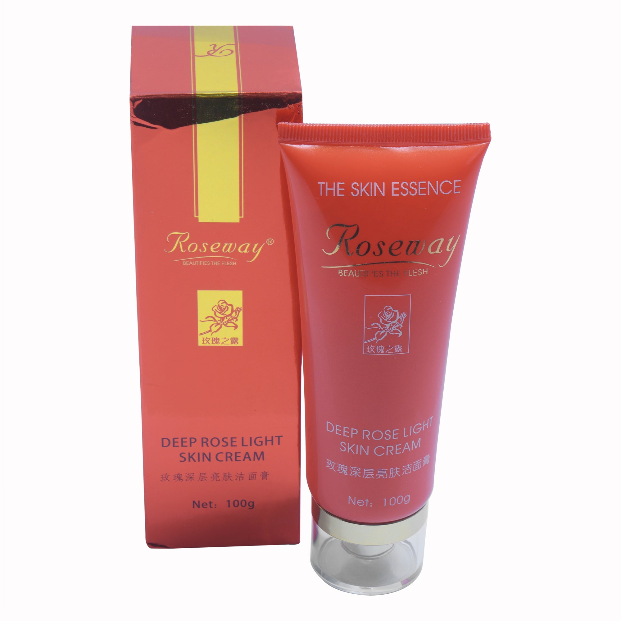 Roseway Deep Rose Light Skin Cream-SK0149