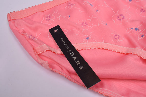 "Ladies "" Zara Essentials "" Stylish Underwear - Pink- ZUW08"