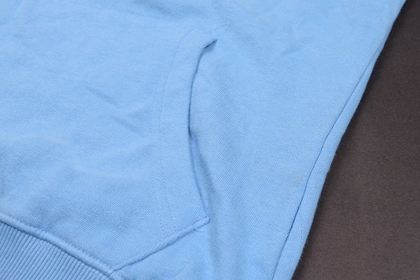 "Mens Cut Label ""Next"" Pullover Hoodie Fleece -Sky-CLH37"