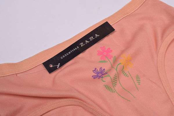 "Ladies "" Zara Essentials "" Stylish Underwear - Skin- ZUW04"