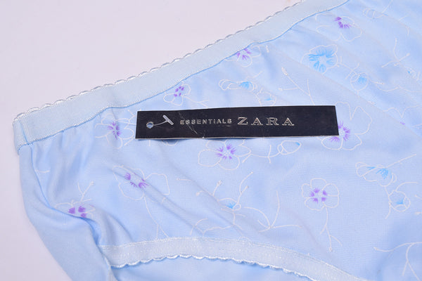 "Ladies "" Zara Essentials "" Stylish Underwear - Sky- ZUW03"