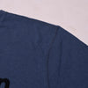Classic Camper Half Sleeve Crew Neck T Shirt For Men-Blue-BE5283