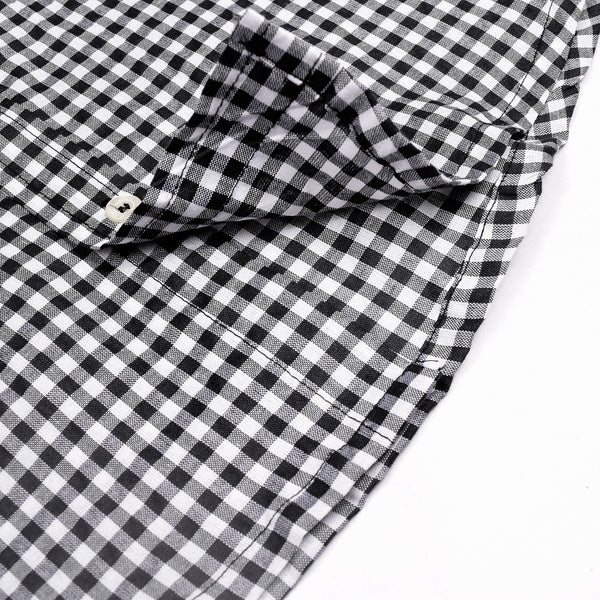 Old Navy Exclusive Casual Shirt-Black & White Check-ONCS10