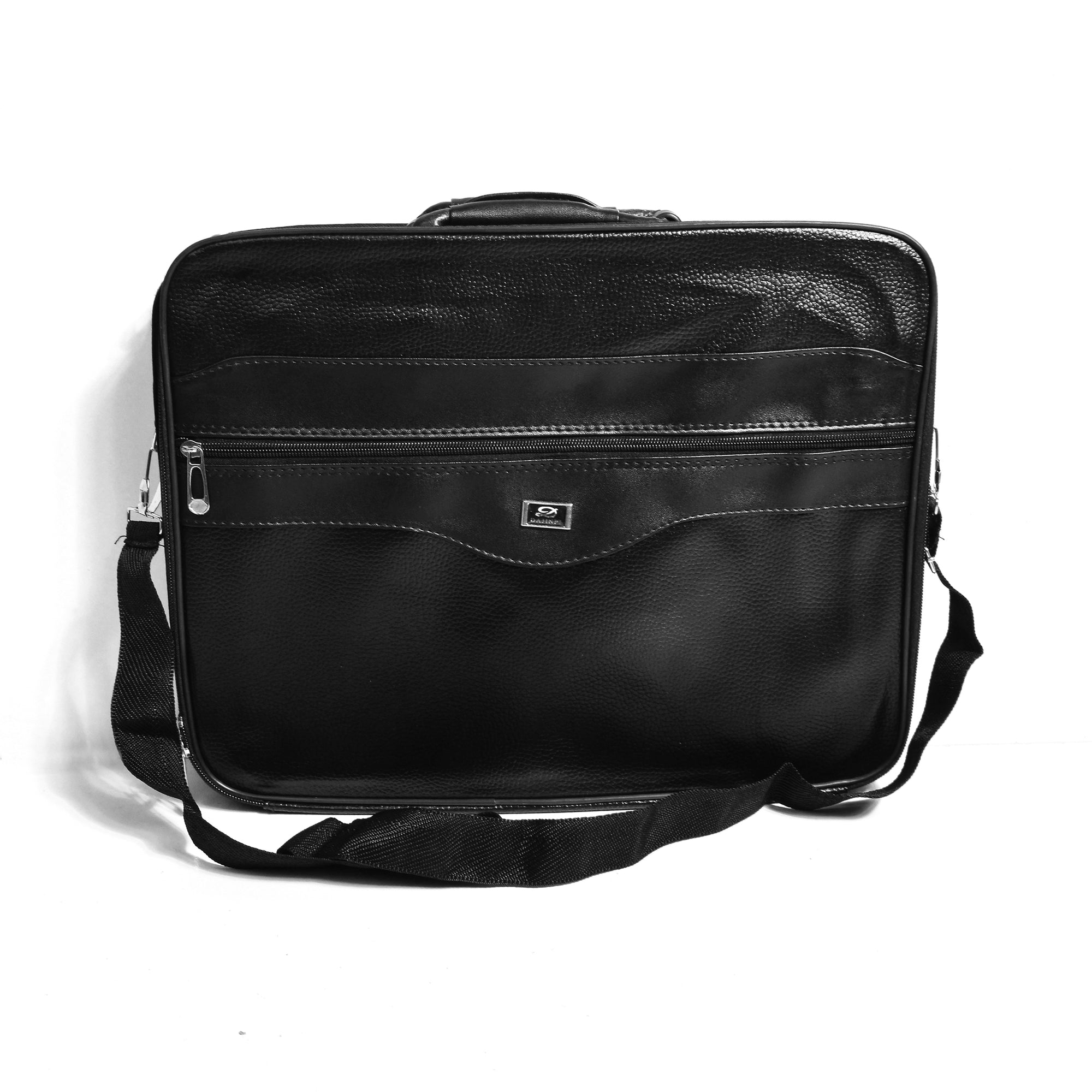 Shoulder Leather Laptop Bag-NA8050