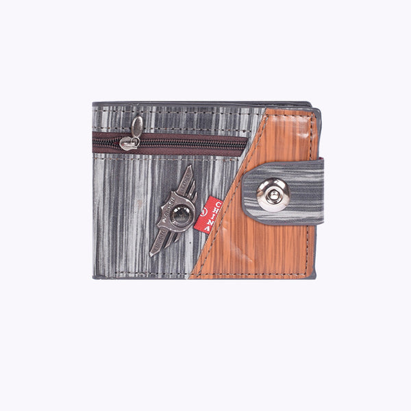 "Men ""Premium Quality"" Genuine Leather Wallet-BE274"