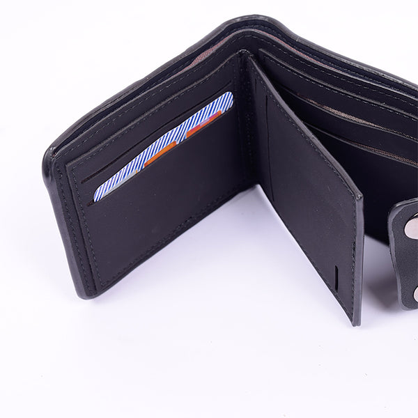 "Men ""Premium Quality"" Genuine Leather Wallet-BE276"