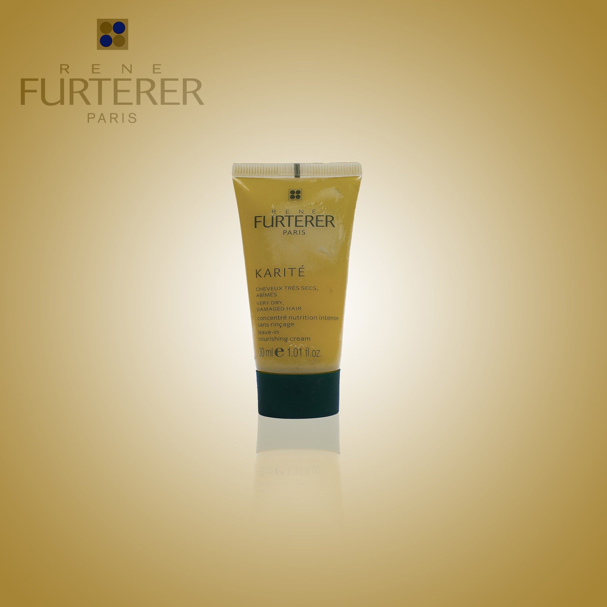 Rene Furterer Karite  Intense Nourishing Cream 30ml-NA12290