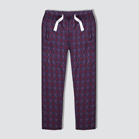 "Men's ""Tom Tailor"" Stylish Multi Check Regular Fit Stretch Trouser-TTT49"