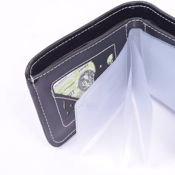 "Men ""Premium Quality"" Genuine Leather Wallet-BE277"