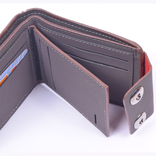 "Men ""Premium Quality"" Genuine Leather Wallet-BE279"