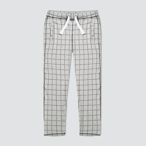 "Men's ""Tom Tailor"" Stylish Ligning Check Regular Fit Stretch Trouser-TTT51"
