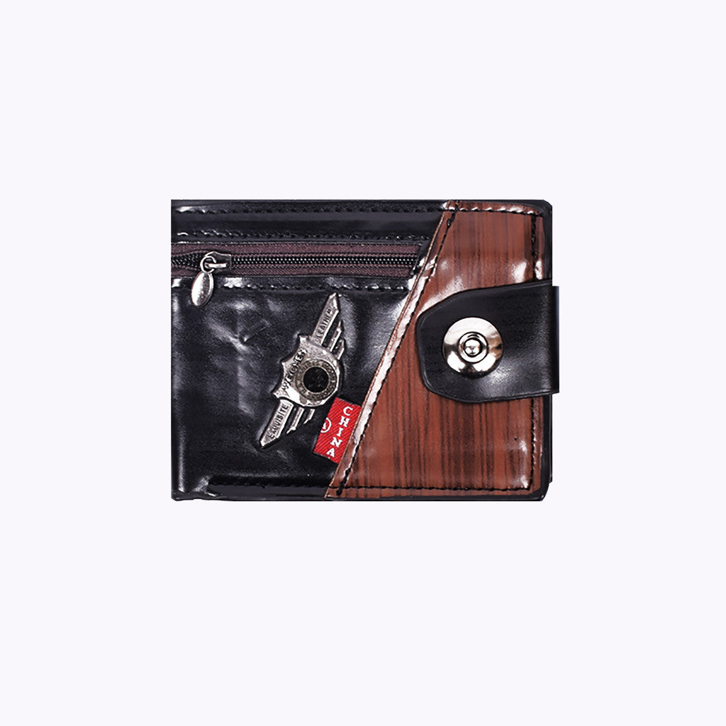 "Men ""Premium Quality"" Genuine Leather Wallet-BE283"