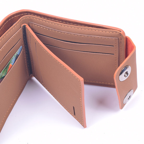 "Men ""Premium Quality"" Genuine Leather Wallet-BE284"