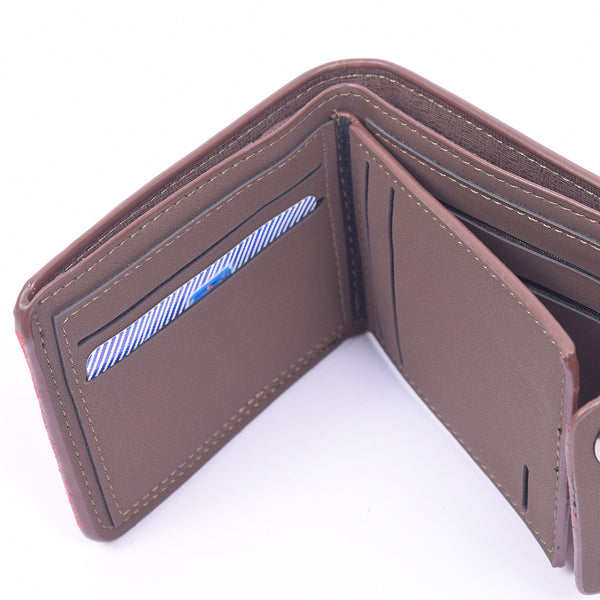 "Men ""Premium Quality"" Genuine Leather Wallet-BE285"