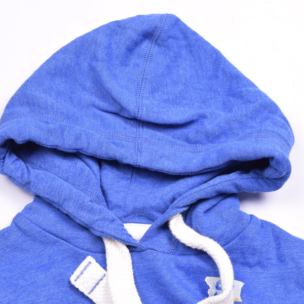 "Men's Cut Label ""Fat Face"" Stylish Pullover Hoodie-Blue -(0024)"