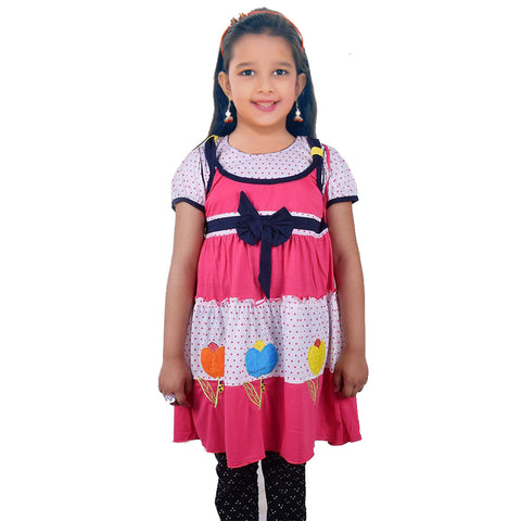 Kid's & Fashion Stylish Frock - 11